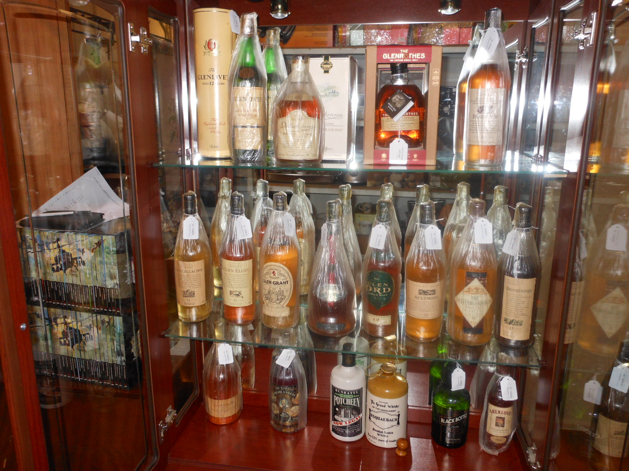 Rare and Collectable Whiskey's For Auction 1st December, Limassol