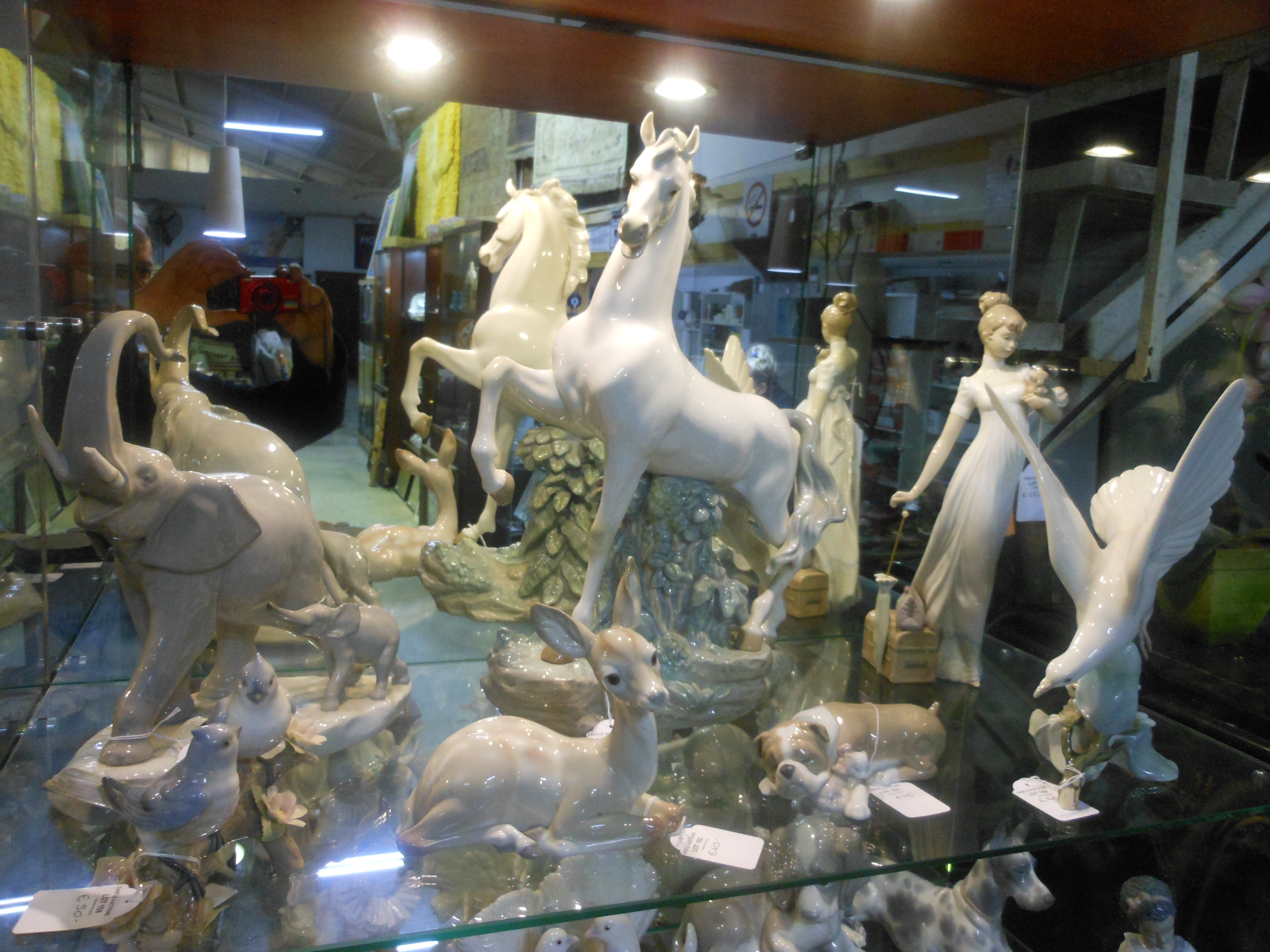 Large Lladro Collection for auction 09.02.2019 – Rare and Retired pieces