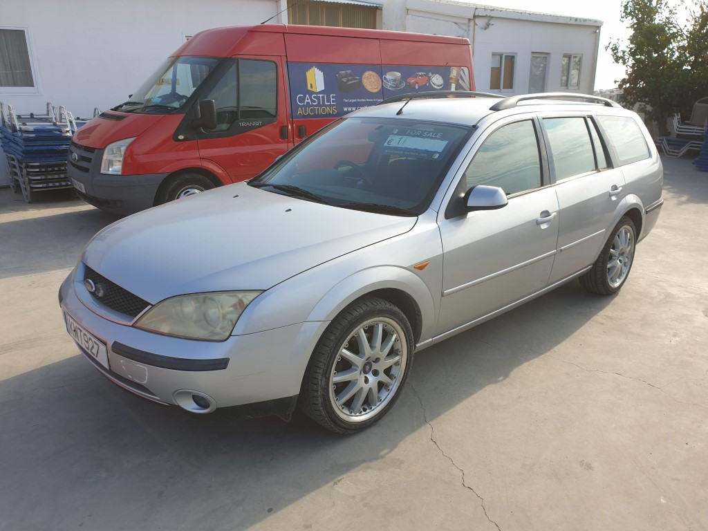 Ford Mondeo For Auction – for only €1!